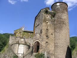 Le château de Coupiac